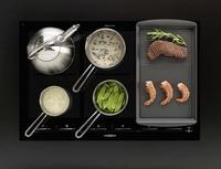 ORANIER Küchentechnik: Gut aufgelegt - So wird das Flächen-Induktionsfeld zum hochwertigen Luxus-Grill