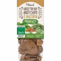 NEU: Vegane Urgetreide-Brotchips