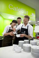 chicco di caffè ist das am schnellsten wachsende Kaffeebar-Konzept in der Gemeinschaftsgastronomie