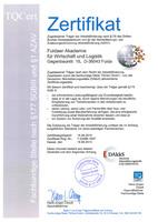 Fuldaer Akademie nach AZAV zertifiziert