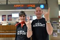 Hamburg fliegt auf Heavy Metal: Welcome to Wacken Airport!