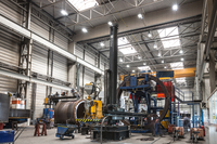 Gewerbeinformation der Deutschen Lichtmiete Unternehmensgruppe: Energiesparende LED-Beleuchtung