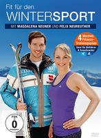 Fit für den Wintersport mit Magdalena Neuner und Felix Neureuther