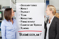 Erstellung eines Businessplans für die optimale Vorbereitung und Umsetzung Ihrer Firmengründung!