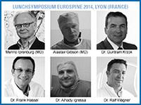 joimax® - Die Experten in der minimal-invasiven endoskopischen Wirbelsäulenchirurgie zeigen Flagge auf dem EUROSPINE in Lyon