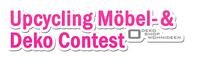Großes Blogger-Gewinnspiel - Upcycling Möbel- & Deko-Contest