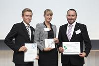 NÜRNBERGER Azubi-Projekt erhält InnoWard 2014