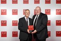 feder consulting erhält Auszeichnung aus der Hand von Bundesfinanzminister a.D. Hans Eichel