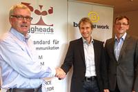 Agentur brain at work und PIM-Hersteller eggheads werden Partner für Multichannel-Publishing Lösungen