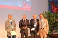 Bundesverband Prostatakrebs Selbsthilfe mit Wissenschaftspreis ausgezeichnet