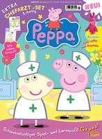 """""""Peppa"""" zieht in den Panini-Stall"""