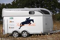 Pferdeanhängertest auf Mit-Pferden-reisen.de: Atec Centaurus XXL