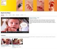 Signale des Babys - Ein filmisches Lexikon der Babysprache