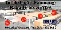 Büromöbel Standortverlagerung von Gießen nach Linden mit Top-Räumungsaktion