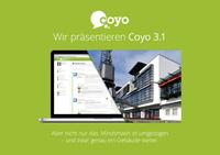 """Enterprise Social Network """"Coyo"""" jetzt mit Dynamischen Listen, VCards und Term of Use"""