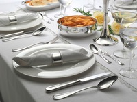 "Degussa bietet exklusives Silberbesteck ""Made in Germany"""