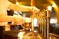 Deutsches Bier ist international gefragt