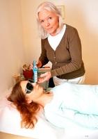 Mit Laserakupunktur der Tier-Allergie zu Leibe rücken