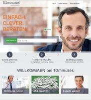 10minutes.de: Einfach und direkt zur individuellen Ad-hoc-Beratung