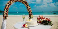 Eine Hochzeit auf den Seychellen bedeutet Romantik pur im Inselparadies