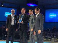 showimage YOUR SL erhält Innovation Award auf der Dreamforce 2014