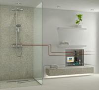 Überall bodengleich Duschen im Bestand mit der SANFTLÄUFER-Pumpe von GANG-WAY