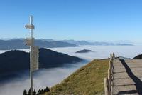 Nebelfreies Wandervergnügen mit traumhafter Fernsicht