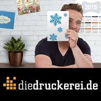 Neue Drucksachen zu Weihnachten und für 2015 bei diedruckerei.de