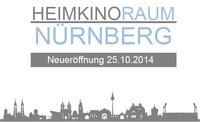 HEIMKINORAUM Nürnberg - Große Eröffnungsfeier am 25.10.2014
