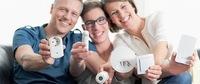 Smart Home mit Z-Wave® Technologie: devolo Home Control auf dem Broadband World Forum 2014