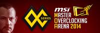"""Ian """"8Pack"""" Parry, die weltweite Nummer eins der Extrem-Übertakter, leitet die Jury der prestigeträchtigen MSI Master Overclocking Arena 2014"""