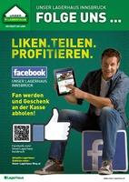 showimage UNSER LAGERHAUS Innsbruck startet mit Social Media