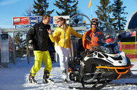 In action around the world: a 365-day ski season for SKIDATA Service Management