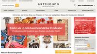 artimondo.de ist der neue Hotspot für exklusive Handwerksprodukte und Delikatessen im Internet