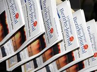 Zeitungsmarkt Berlin: Berliner Zeitung Bezirks-Journal startet zweite Lokalausgabe