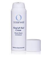 Produktneuheit von Oceanwell: Die Hand & Nail Cream