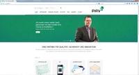 www.pav.de im responsiven Design