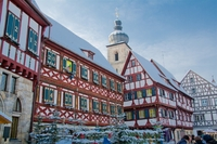 Weihnachten an der Burgenstraße