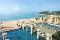 Große Neuigkeiten im The Mulia, Mulia Resort & Villas - Nusa Dua, Bali: Prominenter Besuch und Auszeichnung als eines der drei besten Resorts weltweit