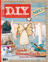 """Panini und frechverlag leiten mit """"D.I.Y. - Das Kreativmagazin"""" zum Selbermachen an"""