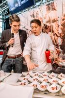 Albers zieht positive Bilanz zu Kobe Beef
