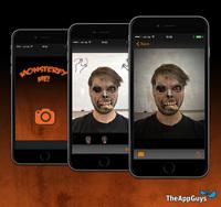 """Monsterfy Me"": Halloween-Fun mit Horror-Selfies à la TheAppGuys"