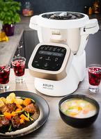Multifunktionaler Helfer: Die Krups Prep&Cook Multi-Küchenmaschine