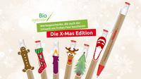 (Um)weltneuheit: Nachhaltige Werbegeschenke zu Weihnachten