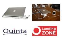 Quinta ist Europadistributor der Landing ZONE Dockingstation