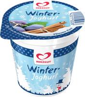 HERZGUT Winterjoghurt als himmlisch leichte Weihnachtsnascherei