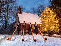 Lichterglanz und Budenzauber: Weihnachtsmärkte im Blauen Land