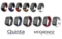 Neu bei Quinta: Wearables und Smartwatches von MYKRONOZ