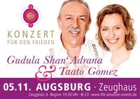 Frequency of Love - Konzert für den Frieden