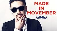 Ein Schnurrbart für den guten Zweck – Movember-Aktion startet zum 1. November